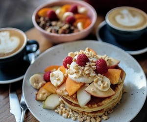 breakfast, brunch, and coffee image