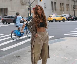 fashion, street style, and chic image