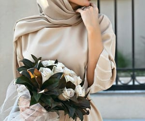 dz, hijab, and iraq image