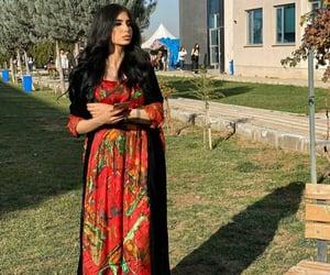 fashion, girl, and kurdistan image