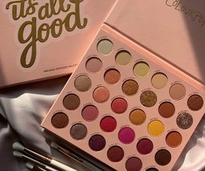 eyeshadow, colourpop, and colourpop eyeshadow image