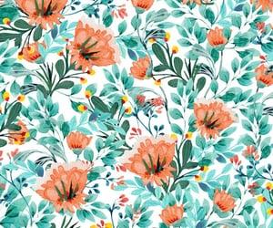 flowers, illustration, and art image