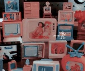 grunge, pink, and vintage image