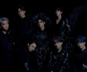 7, jungkook, and jin image