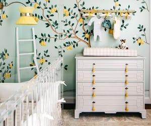 bedroom, interior, and children image