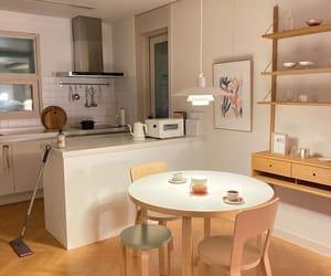 fashon, pastel, and kitchen image