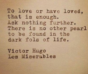 post, victor hugo, and quotes image