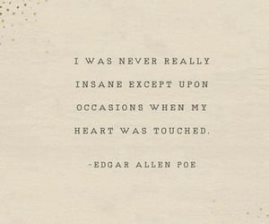 Edgar Allen Poe, post, and quotes image