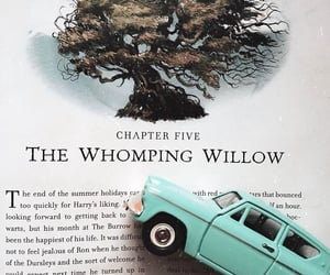 book, harry potter, and car image