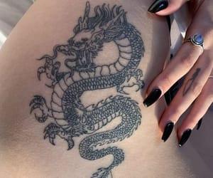 tattoo and dragon image