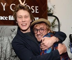 tom felton and george mackay image