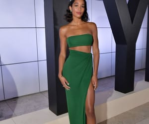 actress, chic, and dress image