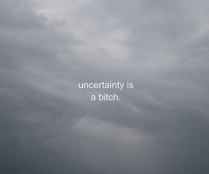 text and uncertainty image