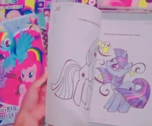 MLP, age regression, and my little pony image