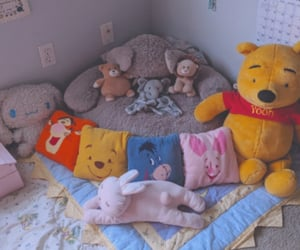 disney, winnie the pooh, and stuffies image
