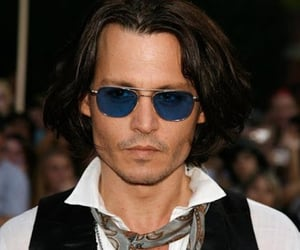 actor, johnny depp, and crush image