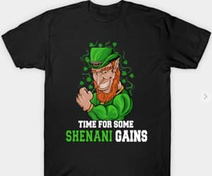 st patrick's and time for some shenanigans image