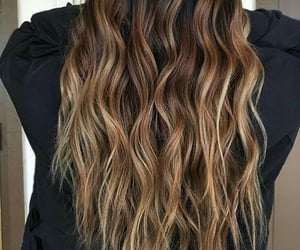 blonde, ombre, and balayage image