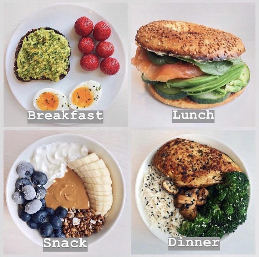 3 συστατικά τροφών για απώλεια βάρους