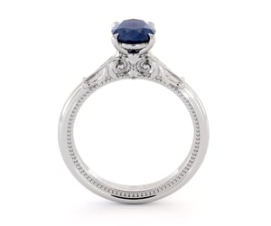 etsy, gift for her, and bluesapphirering image
