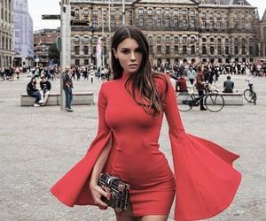 beauty fashion girl, lovely like dress, and gorgeous model art image