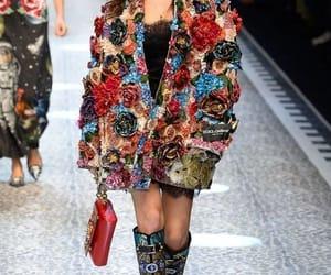 baroque, high fashion, and runaway image