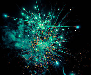 amazing, fireworks, and ♥ image