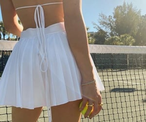 fashion, tennis, and sport image