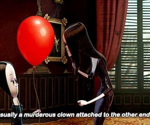 animated, film, and Morticia Addams image