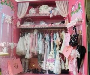 angelic pretty, bag, and dress image