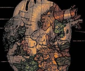 mapa, fondos, and protector de pantalla image