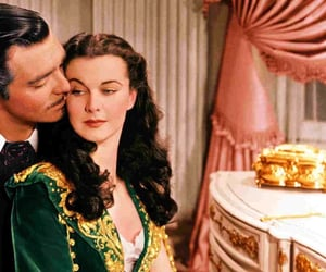 Gone with the Wind, Rhett Butler, and movie image
