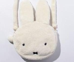 bag, bunny, and purse image