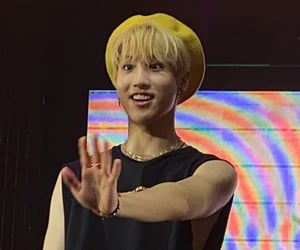 han, kpop, and performance image