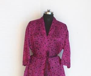 Vintage Fabric, kimono jacket, and beach cover up image