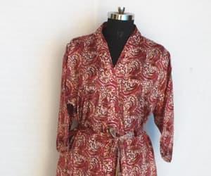 Vintage Fabric, kimono jacket, and bridesmaid gifts image