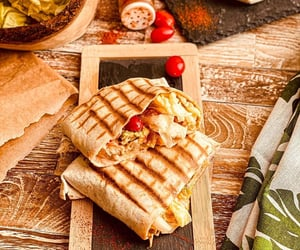 food, nourriture, and sandwich image