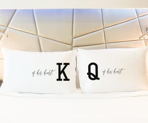 romantic bedding, gift for couple, and etsy image