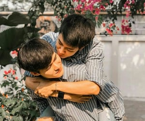 aesthetic, thailand, and gay couple image