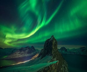 adventure, nature, and norge image