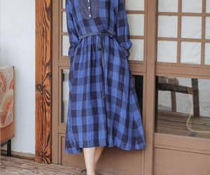 etsy, loose dress, and linen dresses image