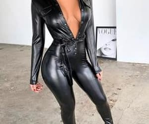 black, blouse, and blouses image