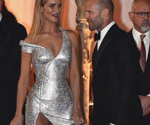couple, Jason Statham, and rosie huntington-whiteley image