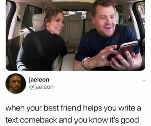 best friend, hilarious, and funny image