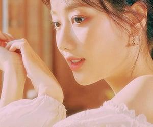 april, girl, and korean image