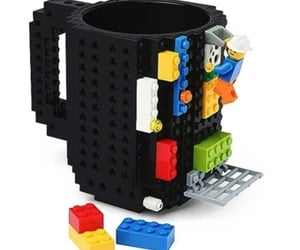 brick, cup, and design image