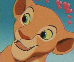 disney, icon, and the lion king image