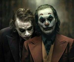 joker, batman, and character image