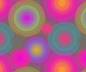 amazing, circle, and colorful image