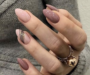 gel, ring, and nails image